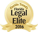 Florida Trends - Florida Legal Elite - 2016